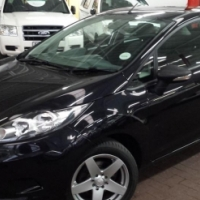 2009 Ford Fiesta Ambiente,with only 57000km, Aircon, Power Steering