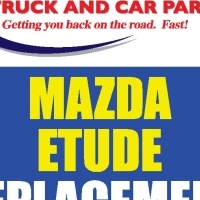 Mazda Etude. Mechanical Spares and Body Parts AND Glass!