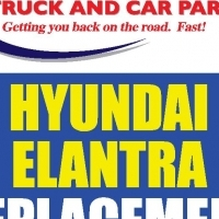 Elantra Mechanical Spares and Body Parts AND Glass!