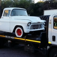 Classic Car Transport to Cape Town.