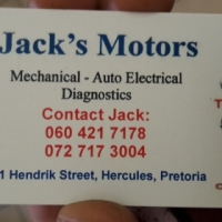 Auto electrical and mechanical work shop