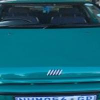 Fiat Palio 1.2 EL (MPI) In uitmuntende kondisie!