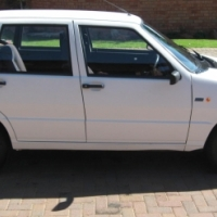 1998 Fiat Uno Mia 1.4 5 door
