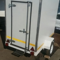 REFRIDGERATED TRAILER B/NEW R29,999