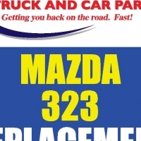 Mazda 323 All Models Mechanical Spares and Body Parts AND Glass!