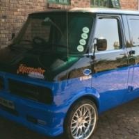 Bedford Custom Van