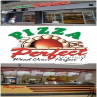 150 square meter, very well located Pizza Perfect