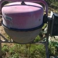 congrete mixer electric