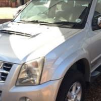 2008 Isuzu KB 300 D-Teq 4x2 D/Cab Bakkie for sale
