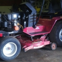 Toro Lawnmower 266-H