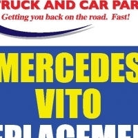 VITO Mechanical Spares, Body Parts AND Glass!