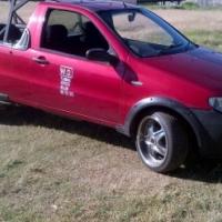 2006 Fiat Strada 1.6 Vakve Twin Cam Bakkie for sale