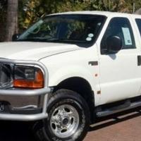 Ford F250 4.2 TDI 4X4 P/U D/C
