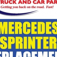 Sprinter Mechanical Spares, Body Parts AND Glass!