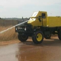 Other Water tanker Buffel fire fighter 4x4 Truck