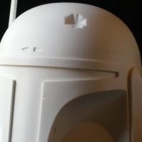 Full Size 1:1 Replica Boba Fett Helmet Kit