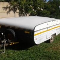 1968 Slipstream Caravan