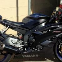 Yamaha 2007 R6