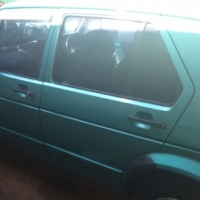 Golf 1, 1.6, still very good and well looked after, R28500