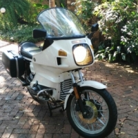 BMW R100 RT Touring Motorbike (1000cc) - 1984 - 27 780 km- Excellent Condition