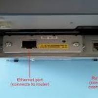 Epson TMU 220 Lan/ Ethernet Kitchen Printers