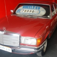1974 Mercedes 280 S for your collection!