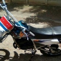 Honda DT 175 two stroke