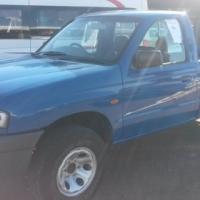 2000 Ford Ranger 2500 TD