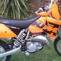 KTM 125 EXC (enduro) 2004