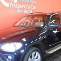 BMW X series SUV X5 3.0D