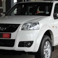 GWM Steed 5 2.0 VGT 4X4 D/cab