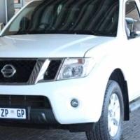 Nissan Navara 2.5DCi 4x4 D/Cab