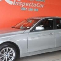 BMW 3 Series 320d (F30) auto