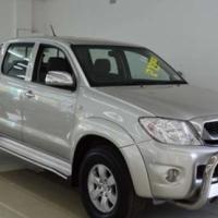 Toyota Hilux 2.7 D/CAB 4X2