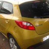 Mazda 3 Masda 2 sport dynamic