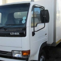 Nissan 2011 UD40L Bread body