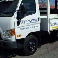 Hyundai HD 65 Dropside