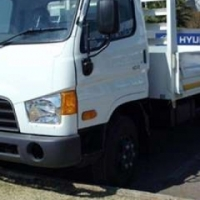 Hyundai HD 72 Dropside