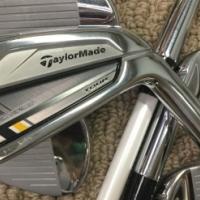 TaylorMade RocketBladez Tour Irons 3-PW Stiff Flex Matrix Program 95 F-TYPE Head