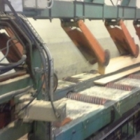 Fully operational European sawmill