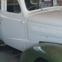 1937 Chev for restoration