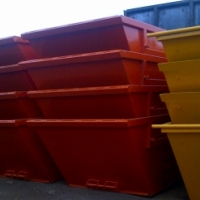 Skip and Roro waste bins for sale...Quality products!