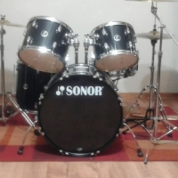 SONOR Drumset Beauty ( NO telemarkerters)