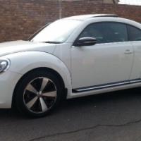 Beetle 1.4 TSi Sport (118kw)