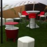 Jumping Castle, Chairs & Tables hire in Fourways