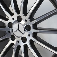 "18"" MERC MAGS & TYRES - BRAND NEW SETS TO FIT VITO"