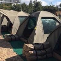 Massive sale on Canvas dome tents!!!