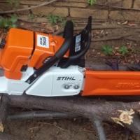 stihl ms 440 chain saw