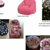 Baby and Kiddies bean bags/chairs/sleeping pillow