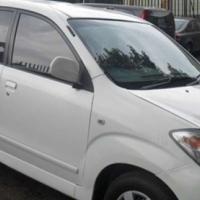 Toyota Avanza 1.5 Comfortline